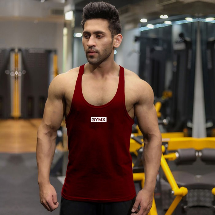 Burgundy GymX Stringer