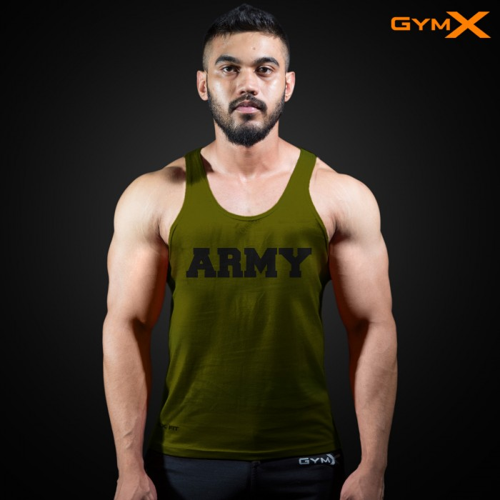 Army- Classic Stringer- SALE