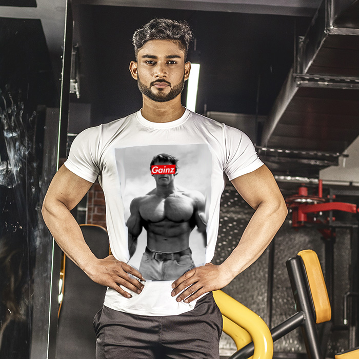 Gainz Arnold Tee - Legendary Series